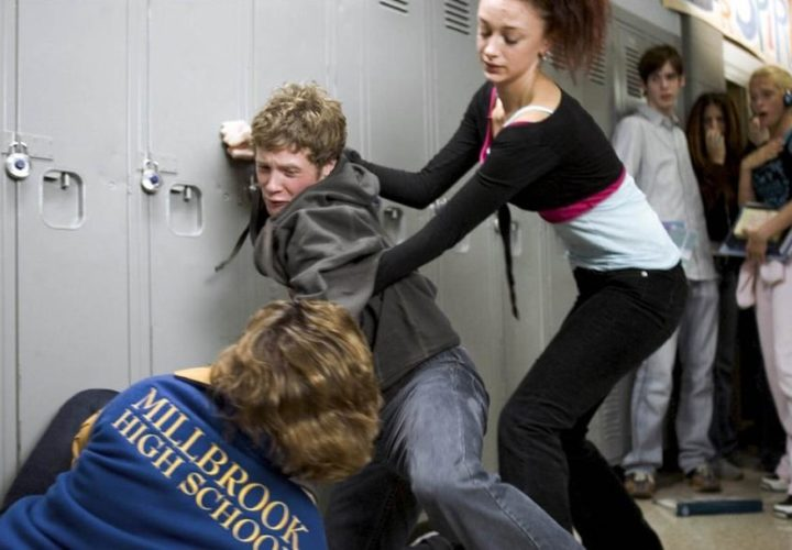 psychologie des adolescents violents
